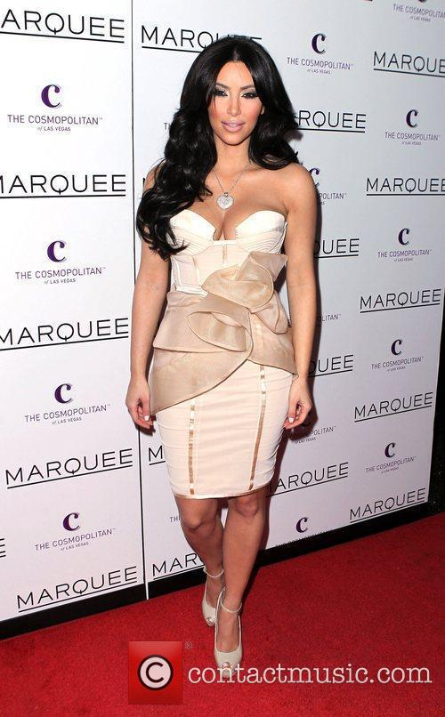 Kim Kardashian and Las Vegas 14