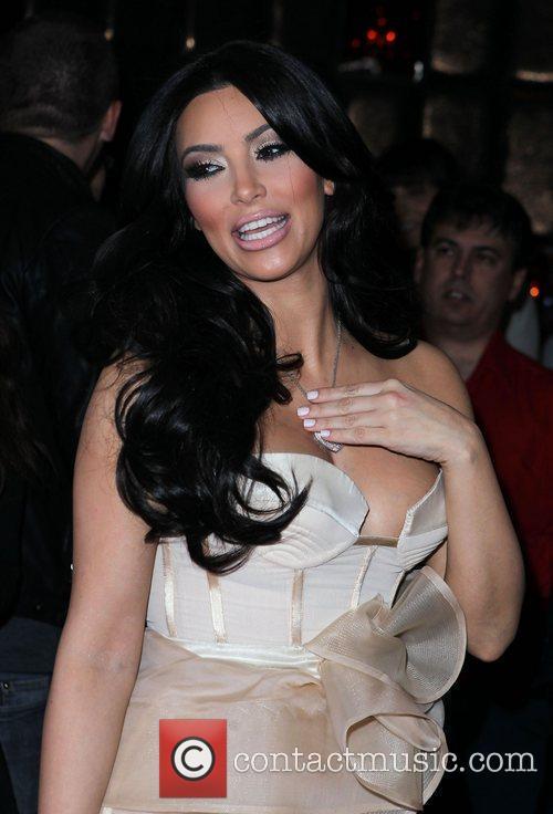 Kim Kardashian and Las Vegas 18