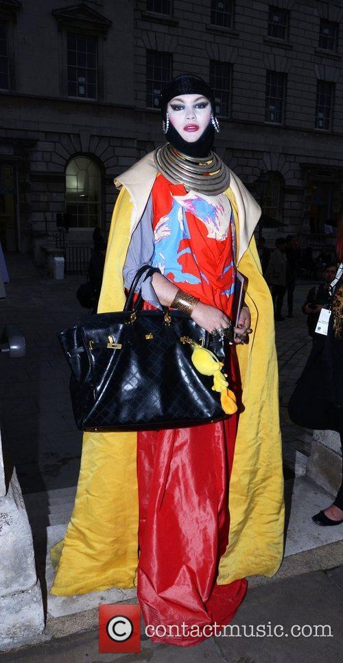 Daniel Lismore, London Fashion Week