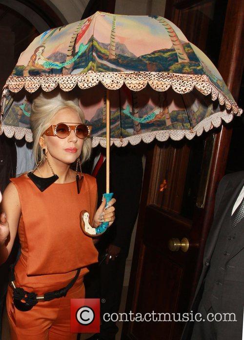 Lady Gaga 8