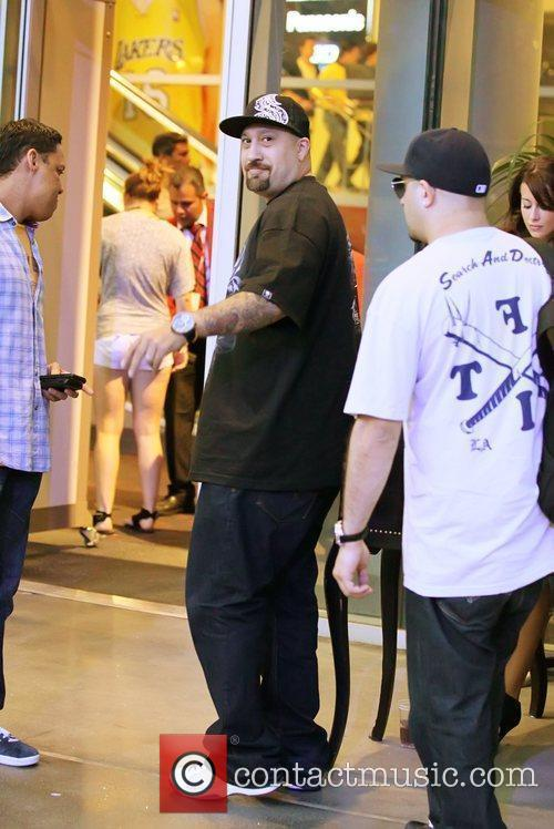 Louis Freese aka B-Real  Celebrities arrive at...