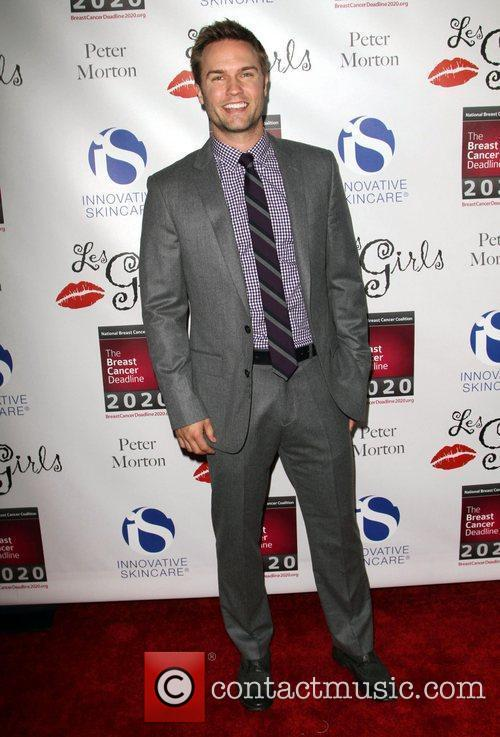 scott porter les girls enticing 11th annual 3562849