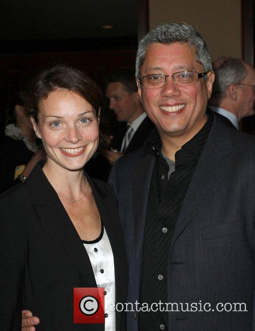 Dean Devlin Wallpapers images of Picture Dean Devlin And Lisa Brenner Photo Contactmusic