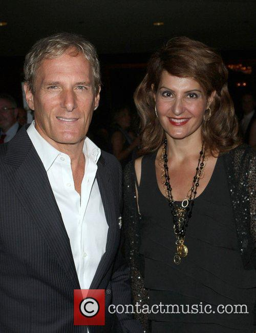 Michael Bolton and Nia Vardalos 2