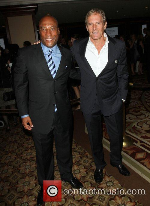Byron Allen, Michael Bolton National Multiple Sclerosis Society's...