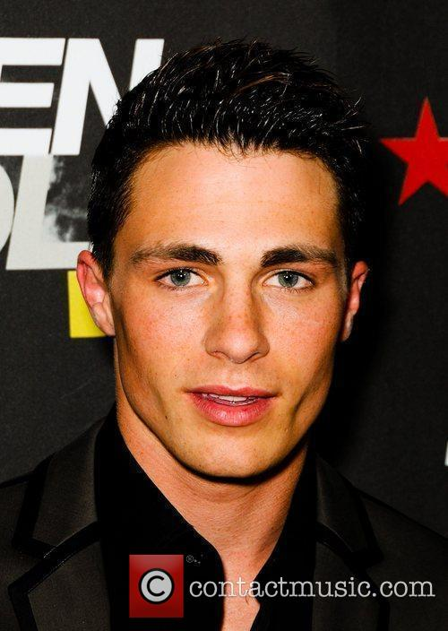 Colton Haynes MTV's Teen Wolf Premiere at the...