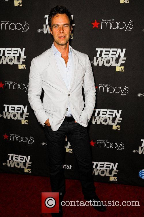 JR Bourne MTV's Teen Wolf Premiere at the...