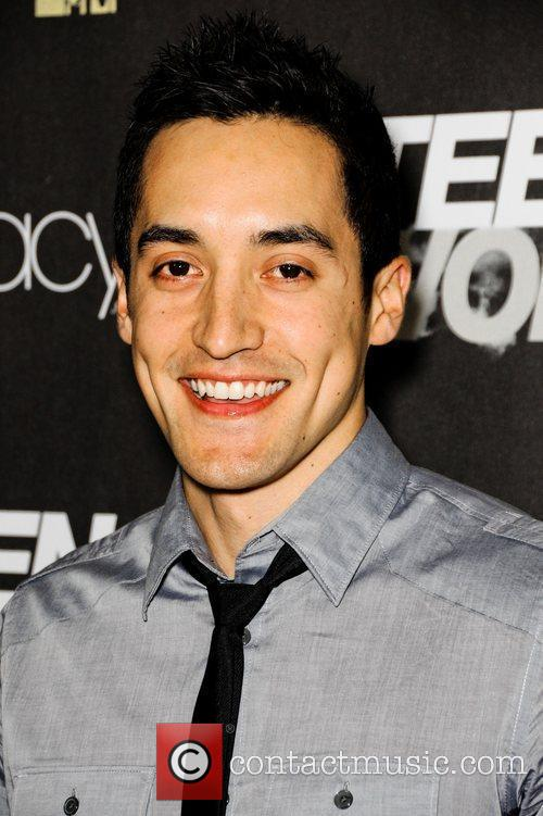 Keahu Kahuanui Danny MTV's Teen Wolf Premiere at...