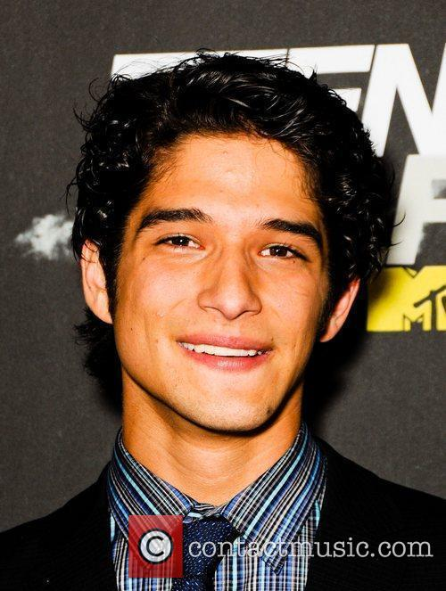 Tyler Posey MTV's Teen Wolf Premiere at the...