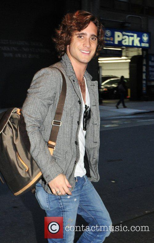 diego boneta leaving his manhattan hotel new 3599848
