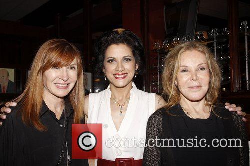 Nicole Miller, Saundra Santiago and Victoria E. Calderon...