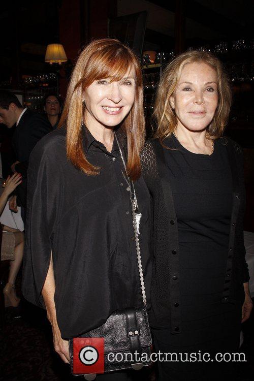 Nicole Miller and Victoria E. Calderon Opening night...