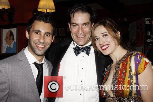 Rafi Silver, Jeremy S. Holm and Marina Squerciati...
