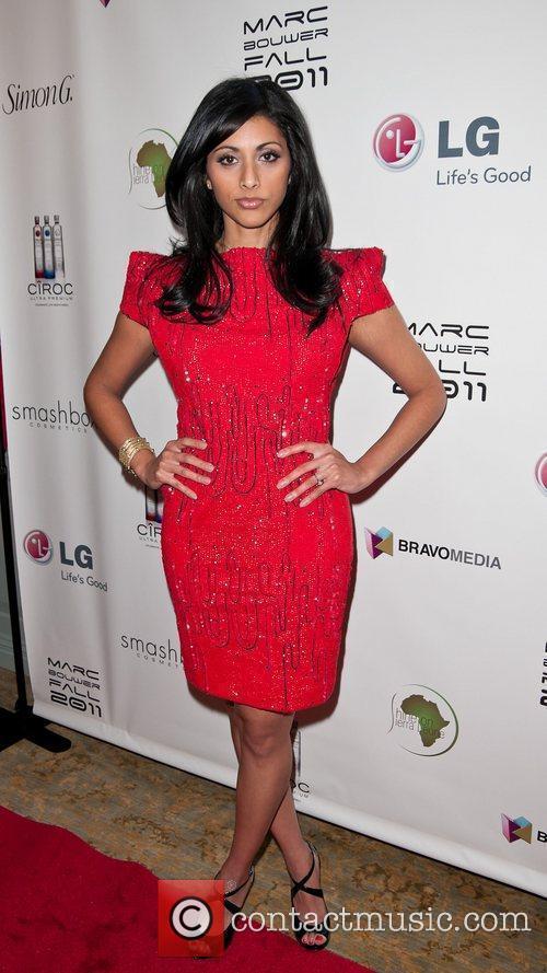 Reshma Shetty  Marc Bouwer 3D Fashion Film...