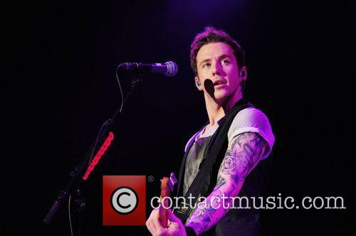 Danny Jones and Mcfly 8