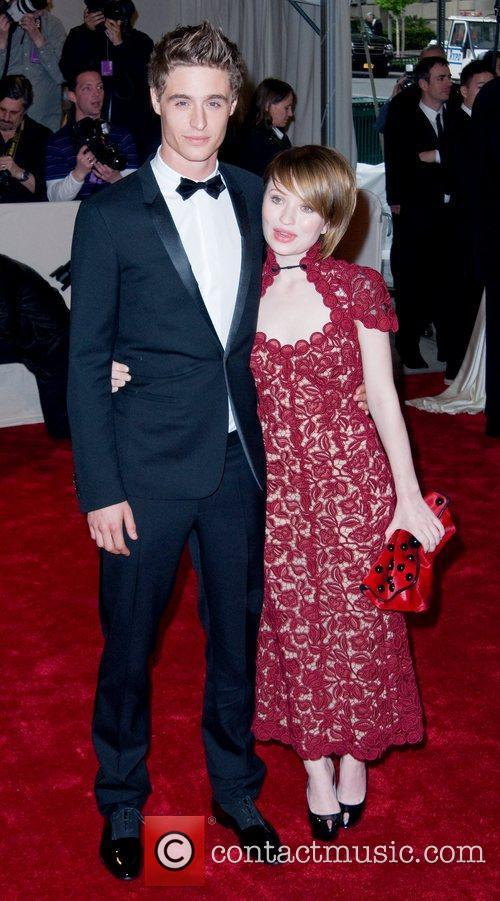 Max Irons and Emily Browning 4
