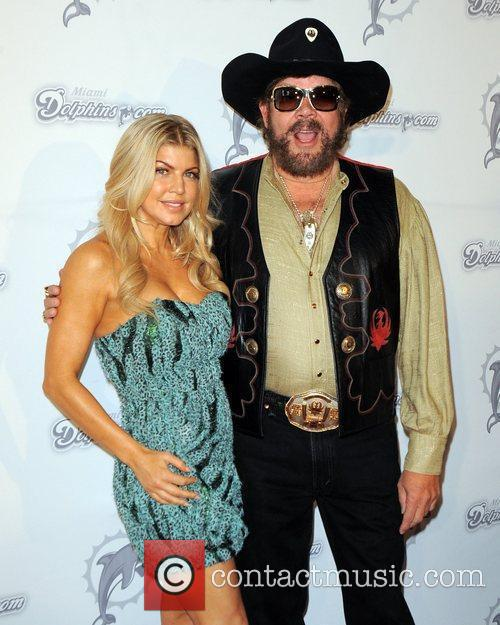 Fergie and Hank Williams Jr 11