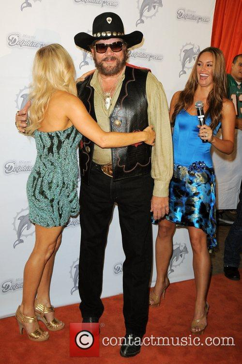 Fergie and Hank Williams Jr 1