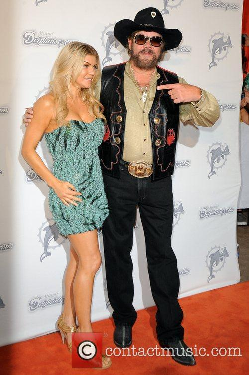 Fergie and Hank Williams Jr 4