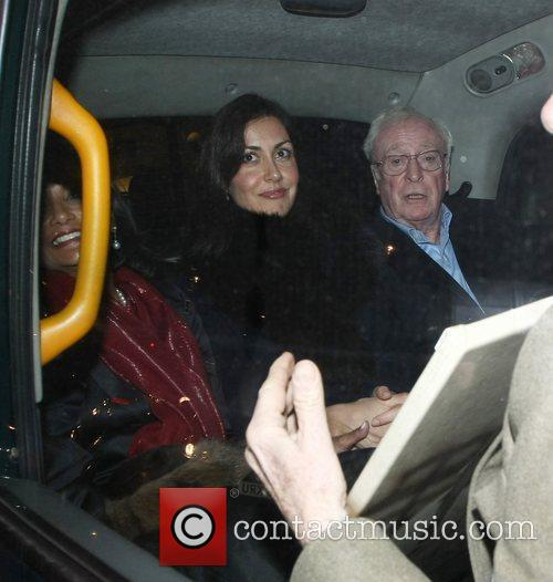 Leave Scotts restaurant in Mayfair in a Taxi