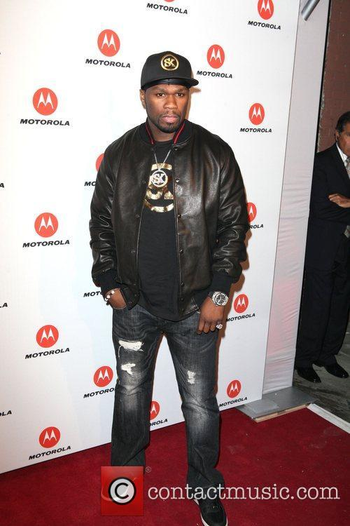 Curtis Jackson, AKA 50 Cent  the DROID...