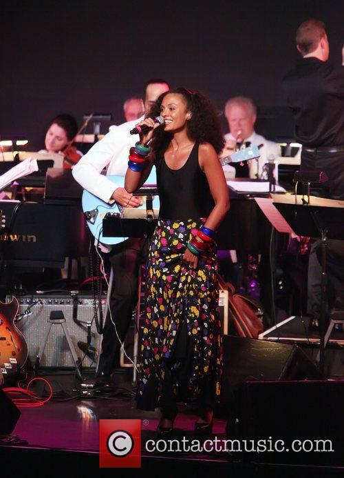 City Parks Foundation presents Summerstage gala Motown Meets...
