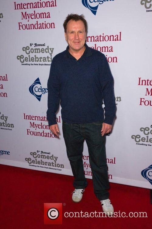 Colin Quinn  at the International Myeloma Foundation...