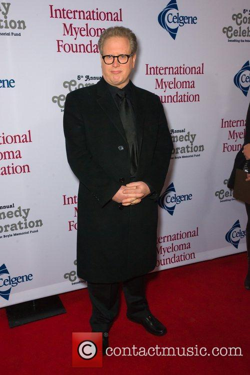 Darrell Hammond  at the International Myeloma Foundation...