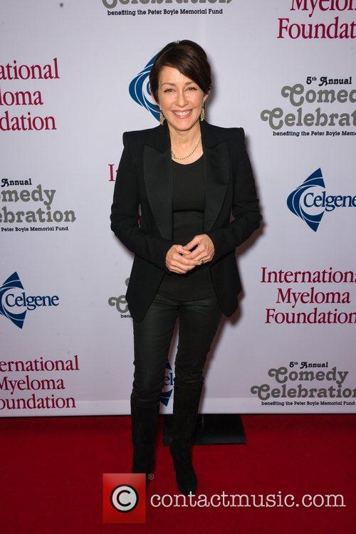 Patricia Heaton  at the International Myeloma Foundation...