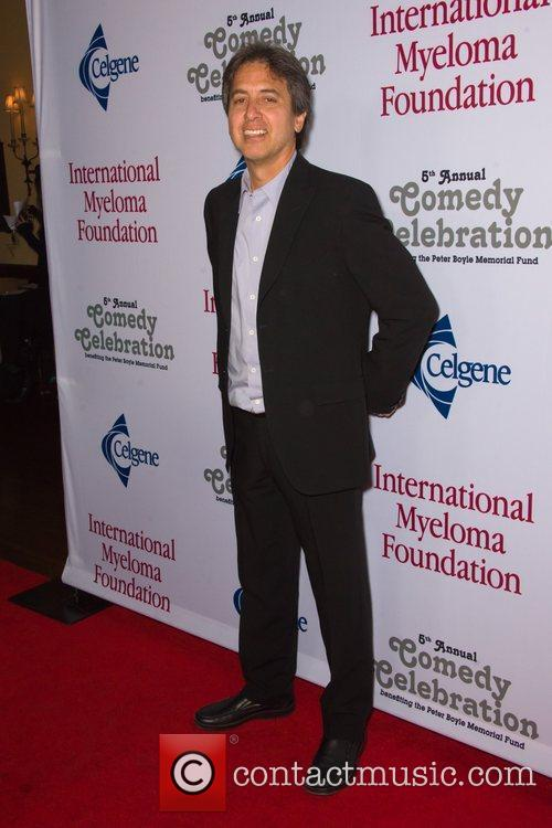 At the International Myeloma Foundation 5th Annual Comedy...