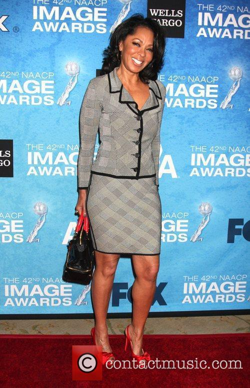 The 2011 NAACP Image Awards Nominee Reception at...