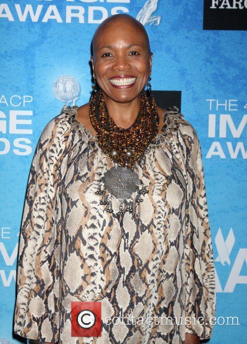 Dee Dee Bridgewater The 2011 NAACP Image Awards...