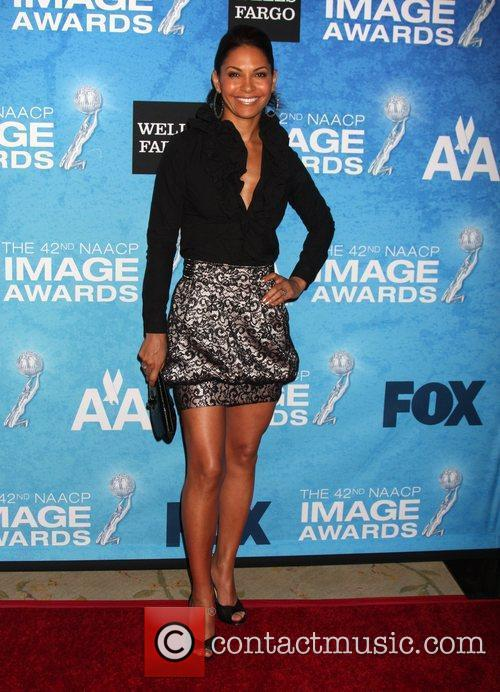 Guest The 2011 NAACP Image Awards Nominee Reception...