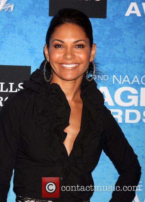 Salli Richardson-Whitfield The 2011 NAACP Image Awards Nominee...