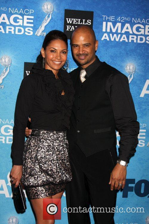 Salli Richardson-Whitfield and Dondre T. Whitfield The 2011...