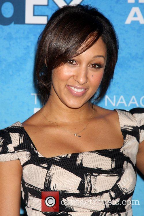 Tamara Mowry The 2011 NAACP Image Awards Nominee...