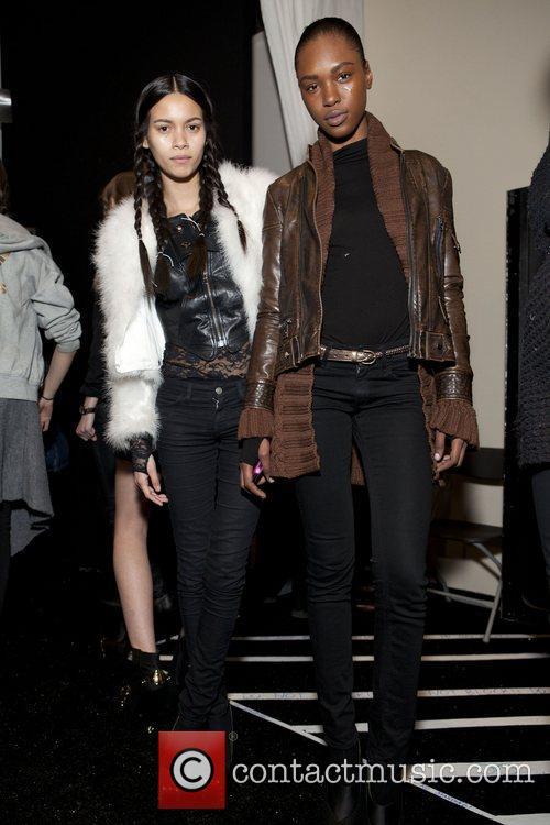Mercedes-Benz IMG New York Fashion Week Fall 2011...