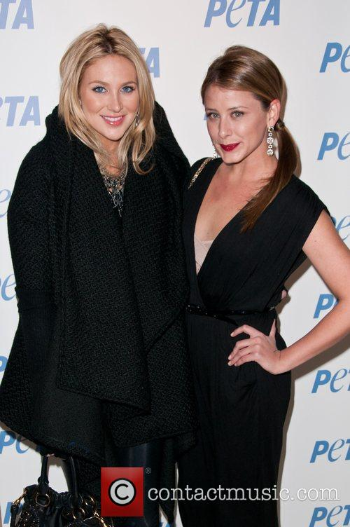 Stephanie Pratt, Lo Bosworth and Stella Mccartney 3