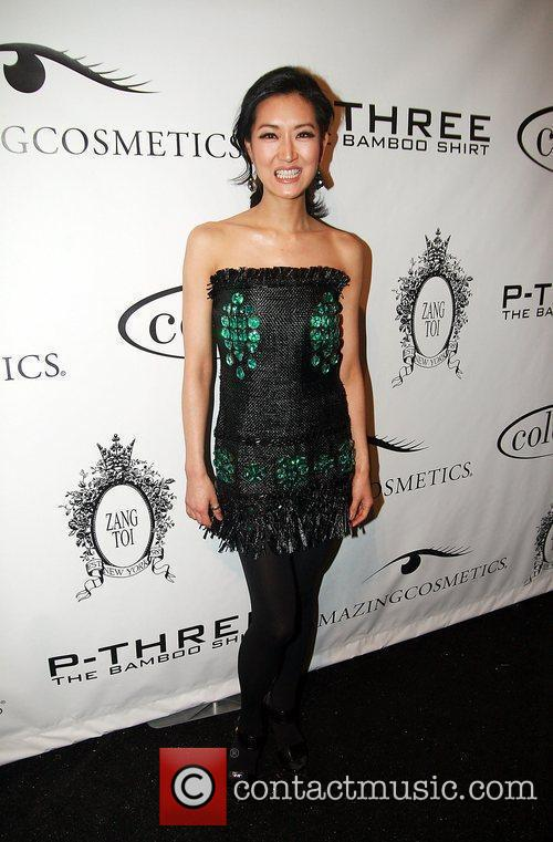 Kelly Choi Mercedes-Benz IMG New York Fashion Week...