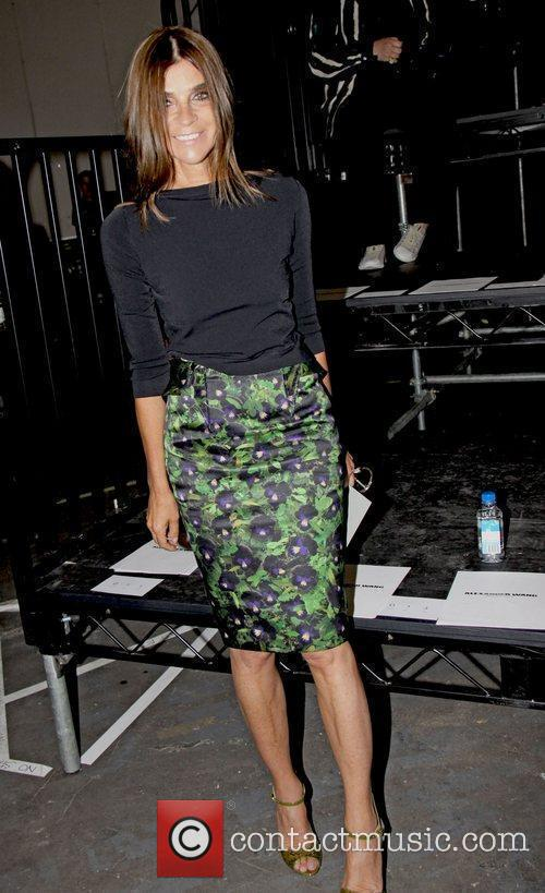 Carine Roitfeld and New York Fashion Week 2