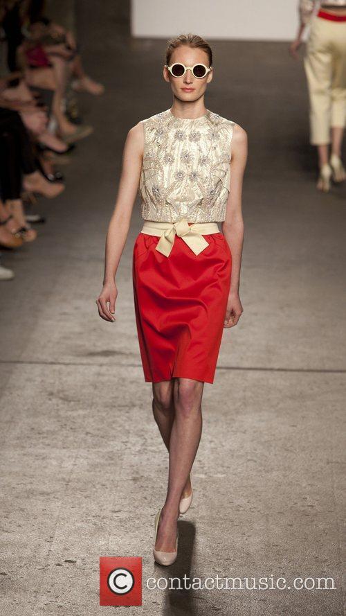 New York Mercedes-Benz Fashion Week Spring 2012 -...
