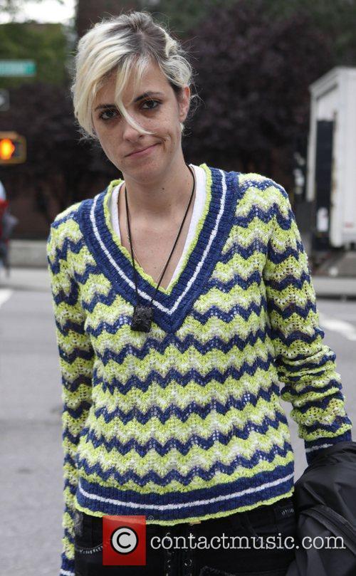 Samantha Ronson Mercedes-Benz New York Fashion Week Spring/Summer...