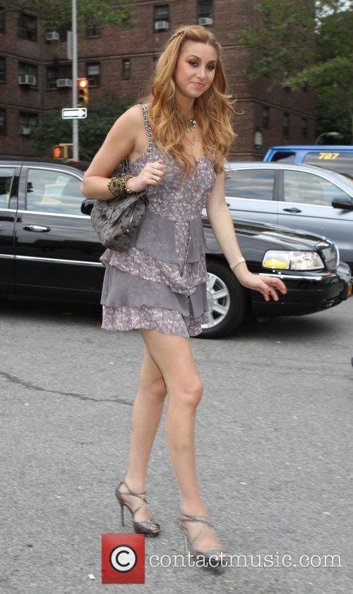 Whitney Port Mercedes-Benz New York Fashion Week Spring/Summer...