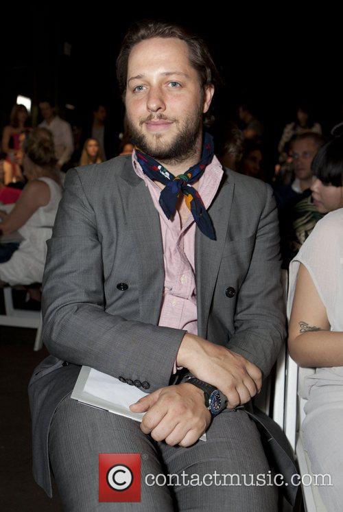 Derek Blasberg Mercedes-Benz New York Fashion Week Spring/Summer...