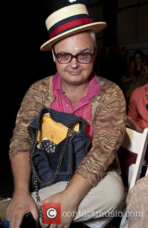 Mickey Boardman and New York Fashion Week 2