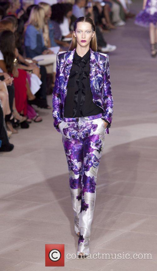 Mercedes-Benz New York Fashion Week Spring/Summer 2012 -...