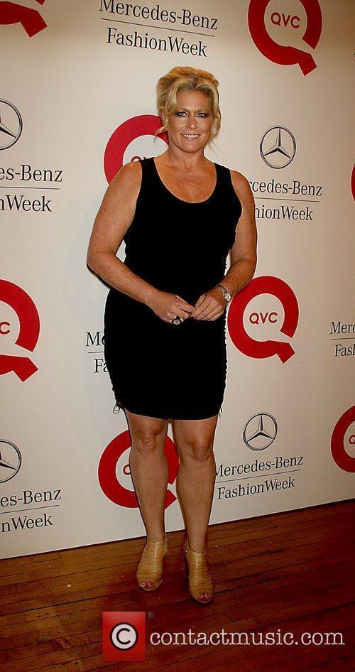 Emme Aronson Mercedes-Benz New York Fashion Week Spring/Summer...