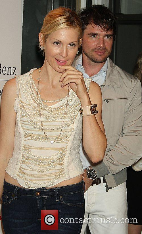 Kelly Rutherford, Matthew Settle and New York Fashion Week 3