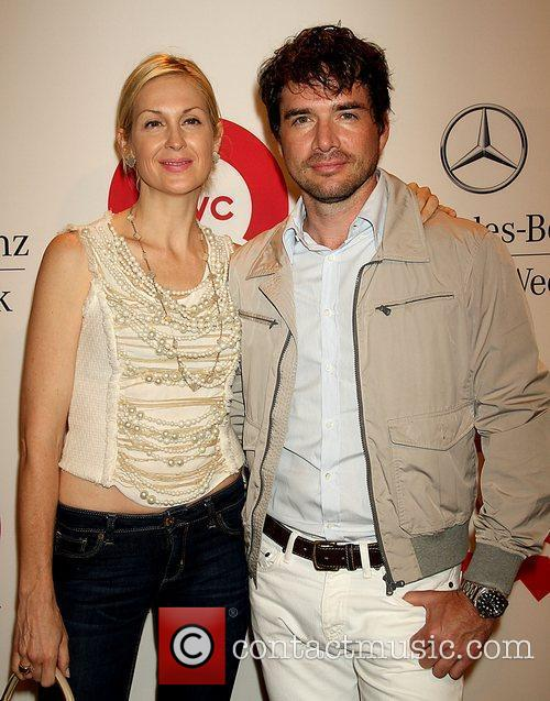 Kelly Rutherford, Matthew Settle and New York Fashion Week 2