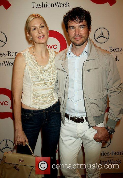 Kelly Rutherford, Matthew Settle and New York Fashion Week 5